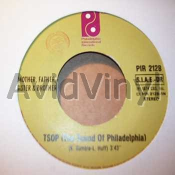 Tsop The Sound Of Philadelphia