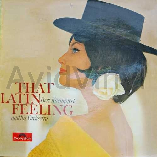 BERT KAEMPFERT - That Latin Feeling
