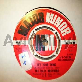 ISLEY BROTHERS - IT'S YOUR THING / DON'T GIVE IT AWAY - 7inch x 1