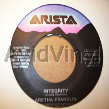 ARETHA FRANKLIN INTEGRITY / JUMPIN' JACK FLASH