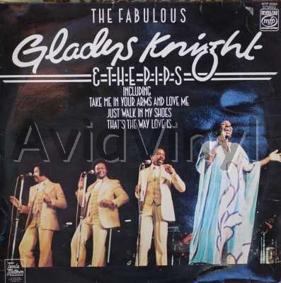 GLADYS KNIGHT & THE PIPS - Fabulous Gladys Knight And The Pips