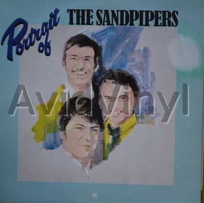 Sandpipers Portrait Of The Sandpipers Records Lps Vinyl
