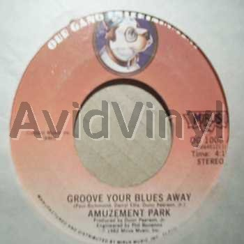 Amuzement Park Groove Your Blues Away