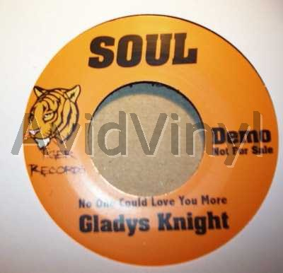 GLADYS KNIGHT - No One Could Love You More / Blank