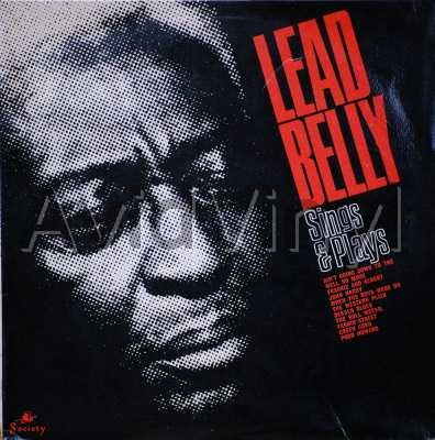 LEADBELLY - Leadbell Sings And Plays