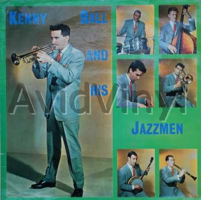 Kenny Ball And His Jazzmen - KENNY BALL & HIS JAZZMEN
