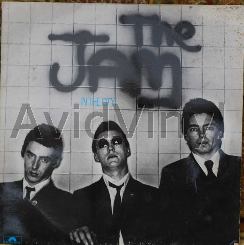 JAM - In The City Single