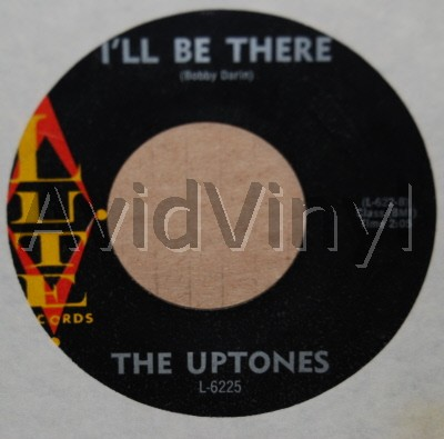 Uptones , The - Wear My Ring / Dreaming