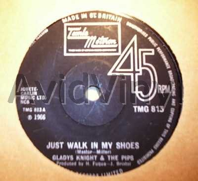 GLADYS KNIGHT & THE PIPS - Just Walk In My Shoes / I'm Losing You