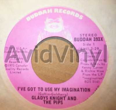 I've Got To Use My Imagination / I Can See Clearly Now - GLADYS KNIGHT & THE PIPS