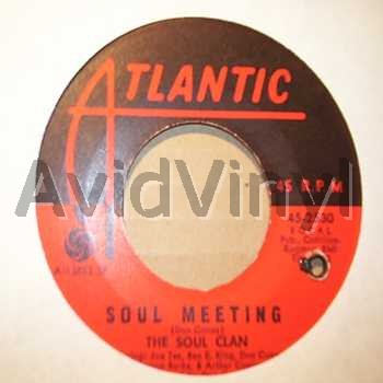 SOUL CLAN - Soul Meeting / That's How It Feels