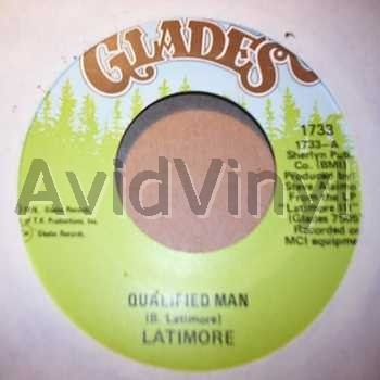 QUALIFIED MAN SHE DON T EVER LOSE HER GROOVE by LATIMORE