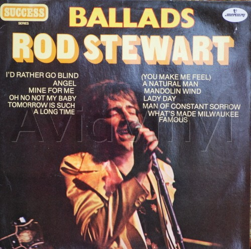 Rod Stewart Ballads Records Lps Vinyl And Cds Musicstack