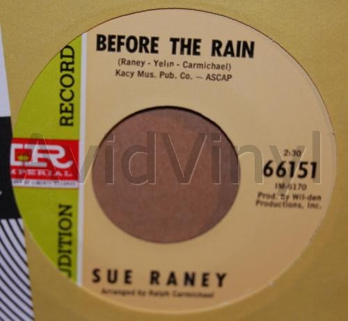 Sue Raney Happiness Is A Warm Sue Raney