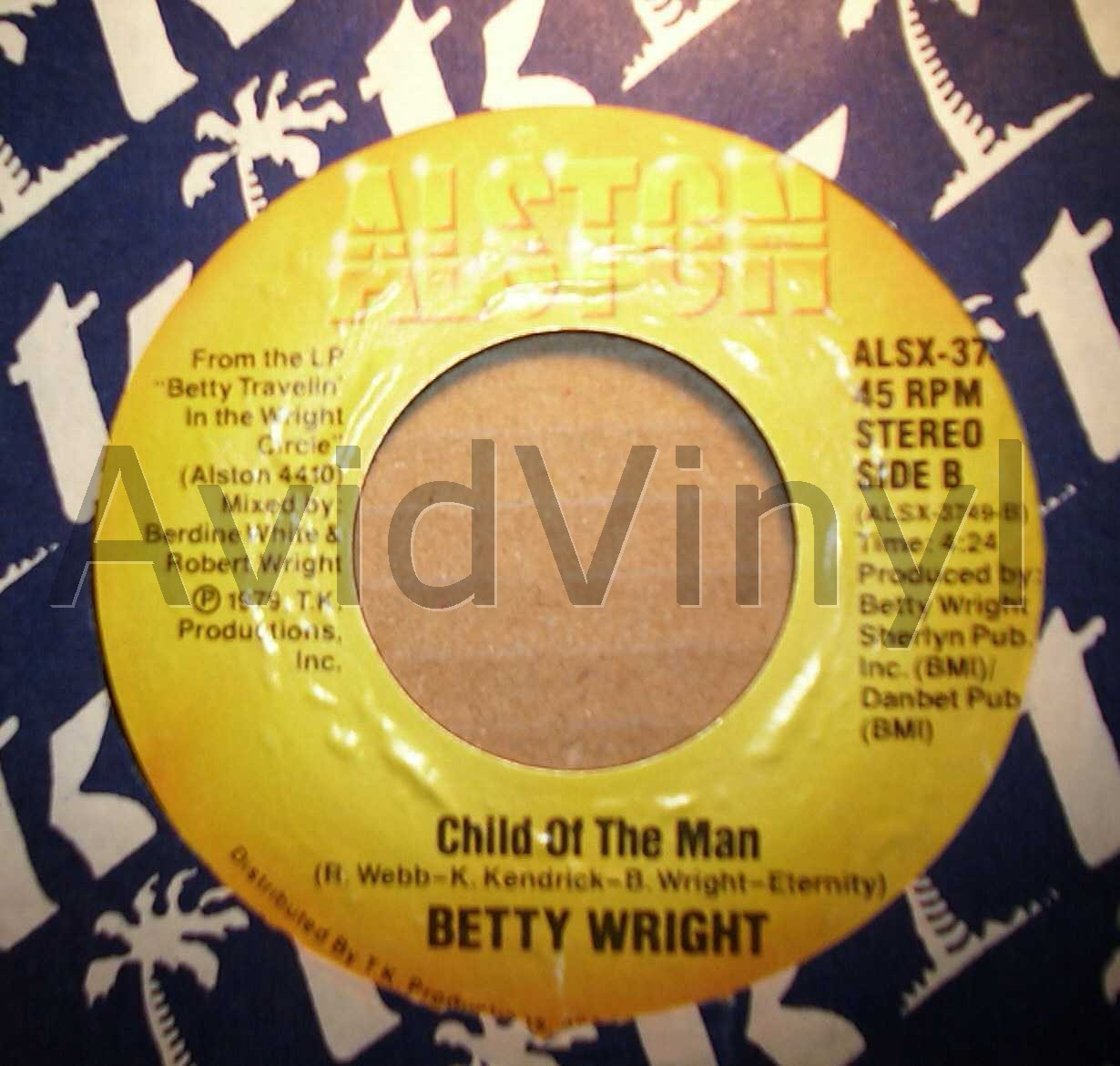 Betty wright thank you