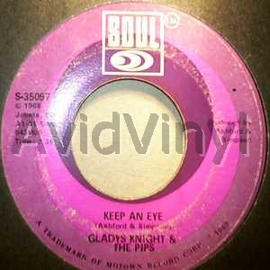 GLADYS KNIGHT & THE PIPS - Didn't You Know / Keep An Eye
