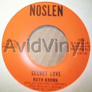Secret Love / Time After Time - RUTH BROWN