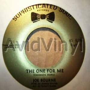 JOE BOURNE - The One For Me / The One For Me Pt2 Album