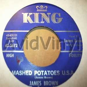 Mashed Potatoes Usa