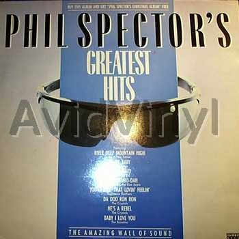 PHIL SPECTORS GREATEST HITS by VARIOUS