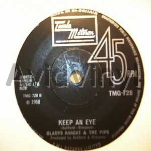 GLADYS KNIGHT & THE PIPS - Keep An Eye / Didn't You Know