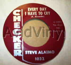 Steve Alaimo Every Day I Have To Cry Little Girl Please Take A Chance With Me