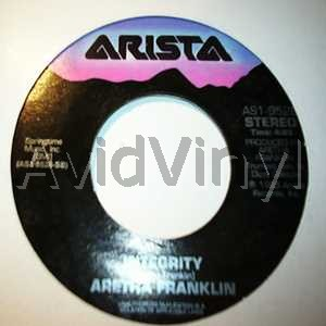 ARETHA FRANKLIN INTEGRITY / JUMPIN 'JACK FLASH