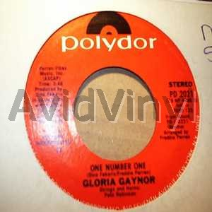 GLORIA GAYNOR - One Number One / Let Me Know