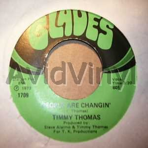 Timmy Thomas - Love Shine / Runnin' Out Of Time