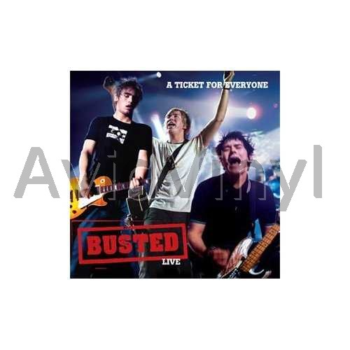 BUSTED - A TICKET FOR EVERYONE - CD