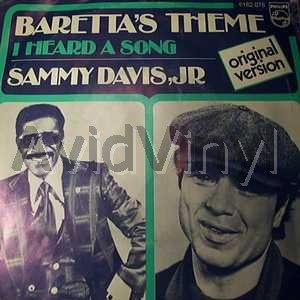 SAMMY DAVIS JR - Baretta's Theme / I Heard A Song