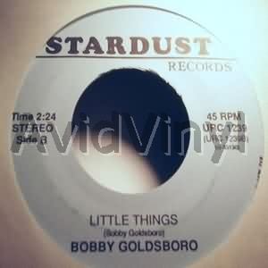 SEE THE FUNNY LITTLE CLOWN LITTLE THINGS by BOBBY GOLDSBORO