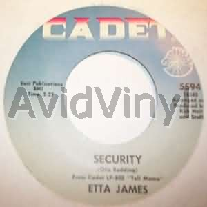 Etta James Security Im Gonna Take What Hes Got