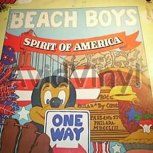 Beach Boys Spirit Of America Records Lps Vinyl And Cds