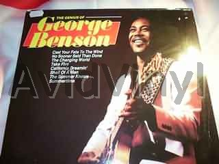 The Genius Of George Benson