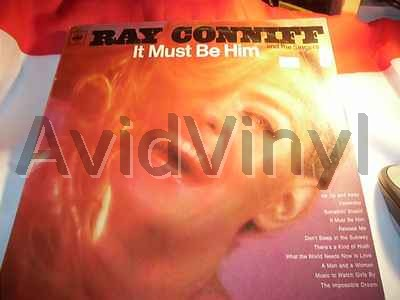 It Must Be Him - RAY CONNIFF