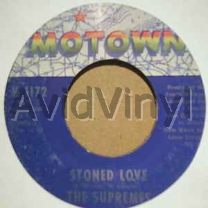 Stoned Love / Shine On Me - SUPREMES