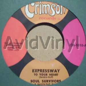 Expressway To Your Heart / Hey Gyp - SOUL SURVIVORS