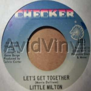 Let's Get Together / I'll Always Love You - LITTLE MILTON