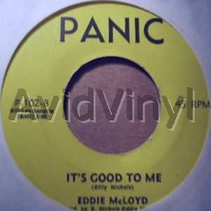 Eddie Mcloyd Once You Fall In LoveBaby Get Down