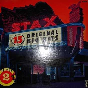 VARIOUS - Stax 15 Original Big Hits Volume 2