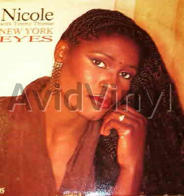 Nicole McCloud With Timmy Thomas New York Eyes Remix