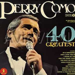 40 GREATEST by PERRY COMO