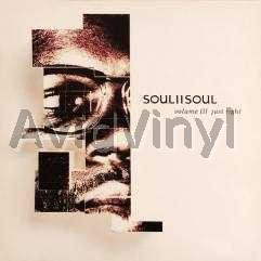 SOUL II SOUL - Volume Iii Just Right Album