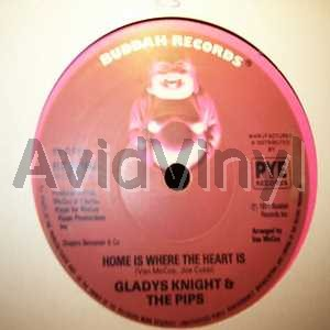 GLADYS KNIGHT & THE PIPS - Home Is Where The Heart Is / You Put A New Life In My Body