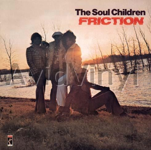 FRICTION by SOUL CHILDREN