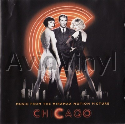 CHICAGO MUSIC FROM THE MIRAMAX MOTION PICTURE by VARIOUS