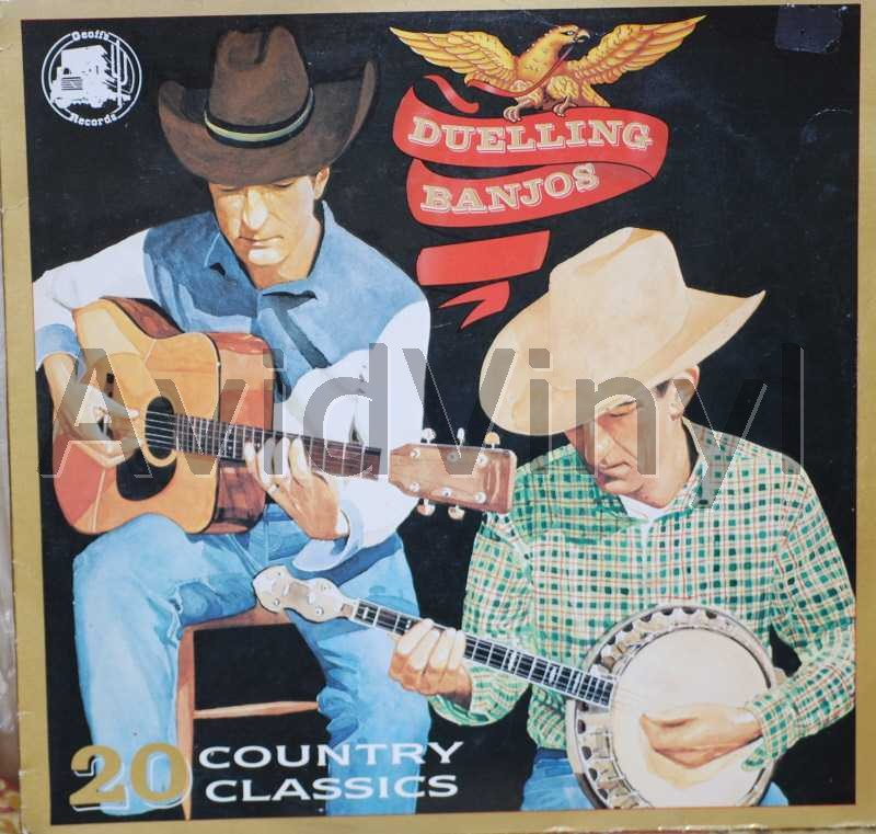 20 COUNTRY CLASSICS by DUELLING BANJOS